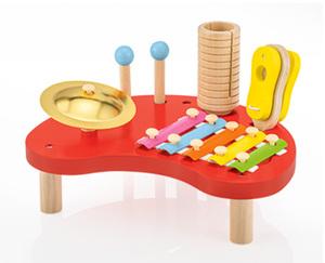 Holzlernspiele Sortiment