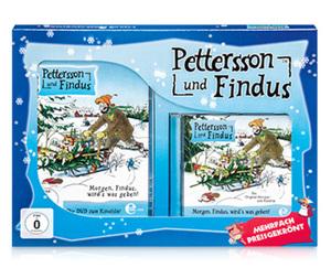 Kinder-DVD- & CD-Weihnachtsbox