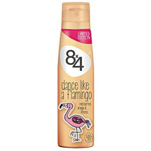 8x4 Deospray Dance like a Flamingo 0.83 EUR/100 ml