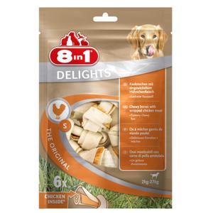 8in1 Delights Kauknochen S 4.52 EUR/100 g