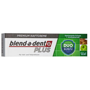 Blend-a-dent Plus Premium Haftcreme Speisereste-Schutz 7.48 EUR/100 g