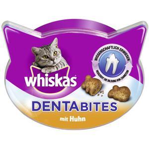 Whiskas Dentabites mit Huhn 3.23 EUR/100 g (8 x 40.00g)