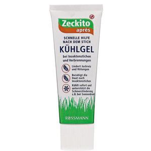 Zeckito Après Kühlgel 6.63 EUR/100 ml