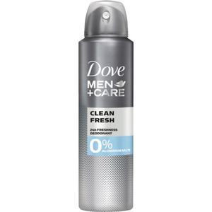 Dove Men+Care Deospray Clean Fresh ohne Aluminium 1.10 EUR/100 ml