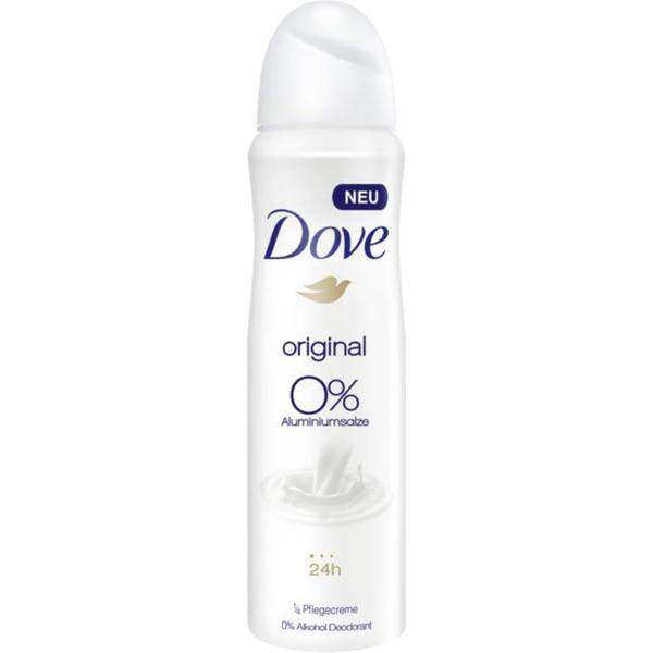 Dove Deospray Original ohne Aluminium 1.10 EUR/100 ml