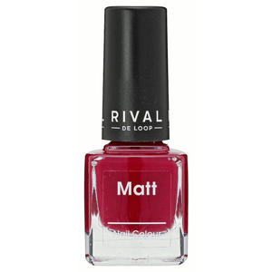 Rival de Loop matt nail colour 08