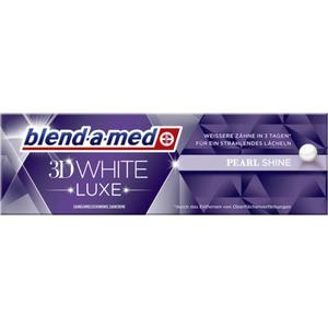 Blend-a-med Zahncreme 3D white Luxe Pearl Shine 3.32 EUR/100 ml