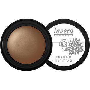 lavera DRAMATIC EYE CREAM -Gleaming Gold 01-