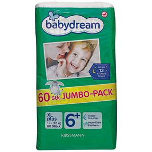 babydream XL Plus Windeln Jumbo Pack