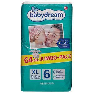 babydream XL Windeln Jumbo Pack