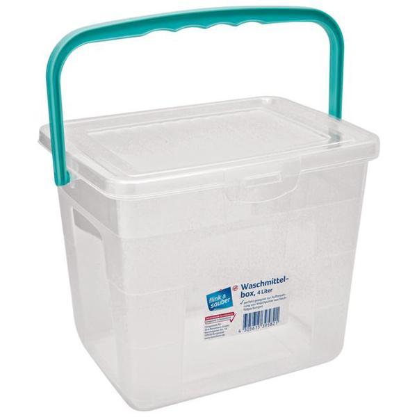 flink & sauber Waschmittelbox
