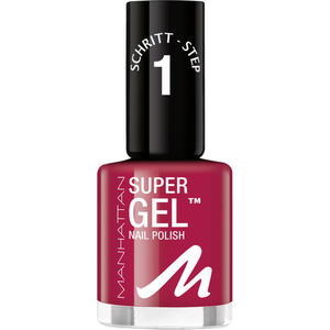 Manhattan Super Gel Nail Polish 635 Ladies Night 37.08 EUR/100 ml