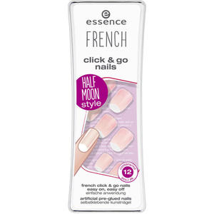 essence french manicure click & go nails 04