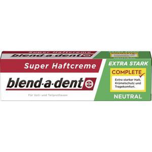 Blend-a-dent Extra Stark Neutral Super-Haftcreme 5.30 EUR/100 g