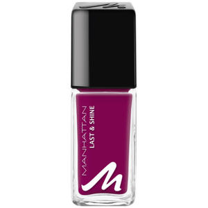 Manhattan Last & Shine Nail Polish 380 Candlelight Di 29.50 EUR/100 ml