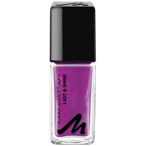 Manhattan Last & Shine Nail Polish 350 Meow-tyful 29.50 EUR/100 ml