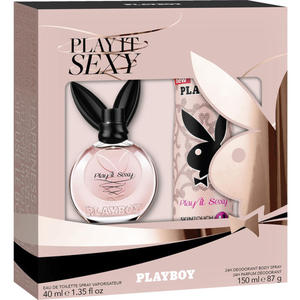 Playboy Play It Sexy Geschenkset