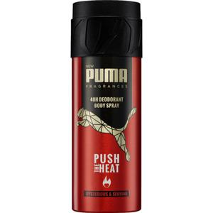 Puma Deodorant Bodyspray Push The Heat 1.99 EUR/100 ml