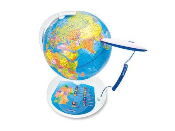 Clementoni Galileo Interaktiver Globus Von Kaufland Ansehen