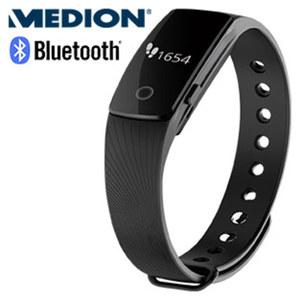 Fitnessarmband Life® E1000 • OLED-Display • Schrittzähler, Kalorienverbrauch, Schlafüberwachung, Wecker • staub- und spritzwassergeschützt