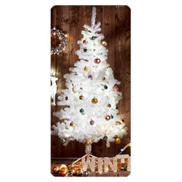 Weihnachtsbaum Plastik Weiß.Weihnachtsbaum Kunststoff Weiß Ca 180 Cm Hoch O Dekoration Von Real