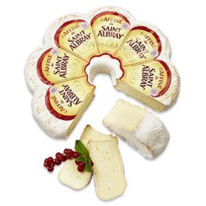 L`Affine de St. Albray Französischer Weichkäse, 50 % Fett i. Tr., je 100 g