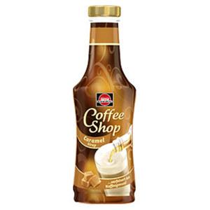 Schwartau Coffee Shop Sirup versch. Sorten, jede 200-ml-PET-Flasche