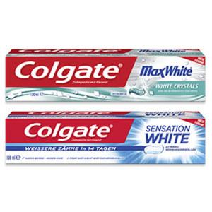 Colgate Trend Zahncreme Max Fresh oder Sensation jede 100-ml-Packung