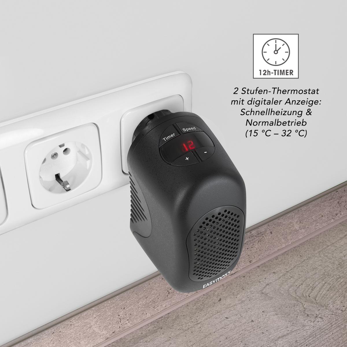 Bild 3 von EASYmaxx Mini-Heizung 300W