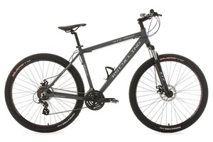 "KS Cycling Mountainbike MTB Twentyniner Hardtail 29"" GTZ anthrazit"