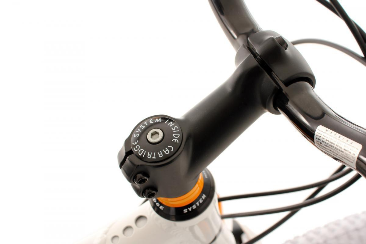 "Bild 4 von KS Cycling Mountainbike Fully 26"" Bliss weiß-grün RH 47 cm"