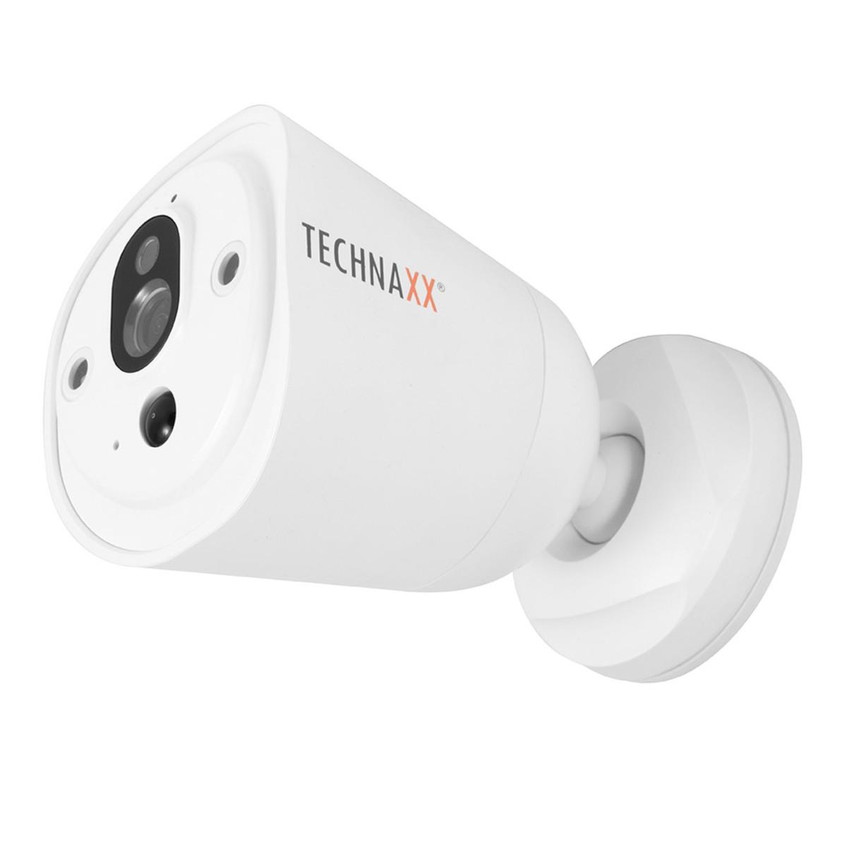 Bild 1 von Technaxx Kabellose HD-Überwachungskamera TX-55