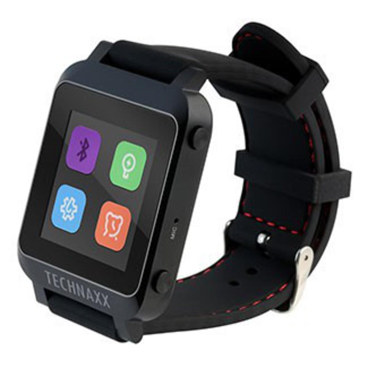Bild 1 von Technaxx Smart Watch TX-26