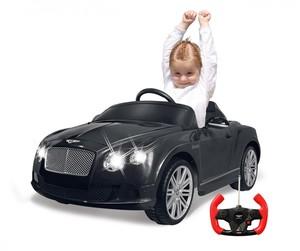 Jamara Ride-on Bentley GTC schwarz 27Mhz