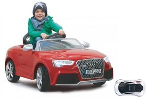 Jamara Ride-on Audi RS5 rot 2,4G 12V