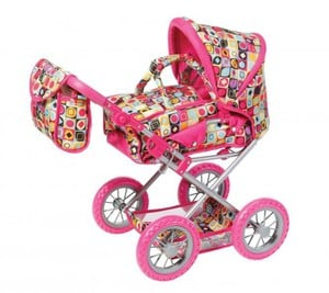 Knorrtoys Puppenkombi Ruby - Wild patterns