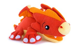Knorrtoys SoapSox - Scorch der Drache