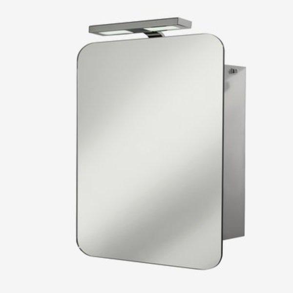Spiegelschrank LED Schiebetür Medway