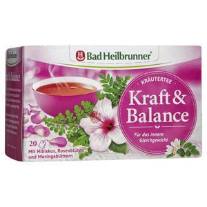 Bad Heilbrunner Kraft & Balance Kräutertee 6.23 EUR/100 g