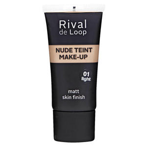 Rival de Loop Nude Teint Make-up 01 Light 7.97 EUR/100 ml