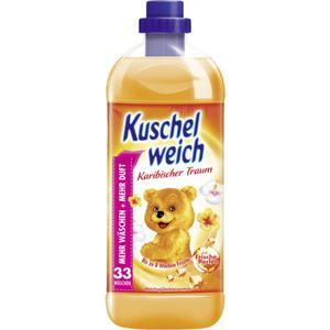 Kuschelweich Weichspülerkonzentrat karibischer Traum 33 0.05 EUR/1 WL