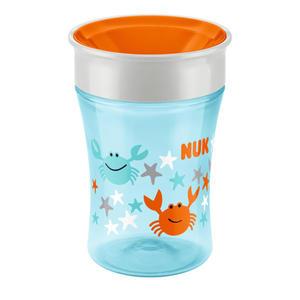 NUK Magic Cup mit Trinkrand, Krabbe
