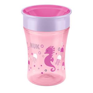 NUK Magic Cup mit Trinkrand, Seepferdchen