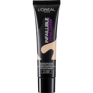 L´Oréal Paris Make-up Infaillible Total Cover Founda 28.43 EUR/100 ml