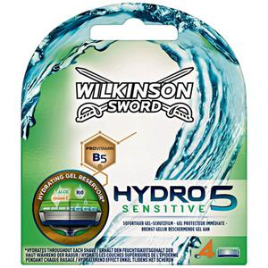 Wilkinson Sword Hydro 5 sensitive Rasierklingen