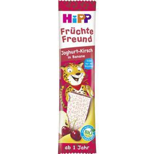 HiPP Bio FrüchteFreund Joghurt-Kirsch in Banane 2.39 EUR/100 g (25 x 23.00g)