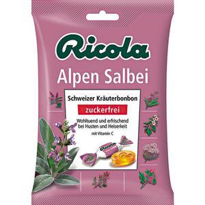 Ricola Alpen Salbei Schweizer Kräuterbonbon zuckerfrei 2.52 EUR/100 g