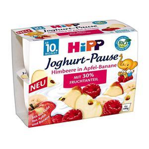 HiPP Bio Joghurt-Pause Himbeere in Apfel-Banane 4.63 EUR/1 kg