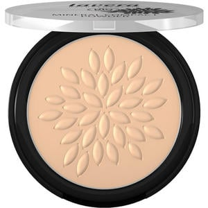lavera MINERAL COMPACT POWDER -Ivory 01-