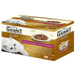 Gourmet Gold feine Komposition Multipack 4.26 EUR/1 kg